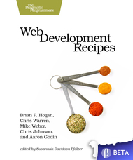 Web Development Recipes Cover
